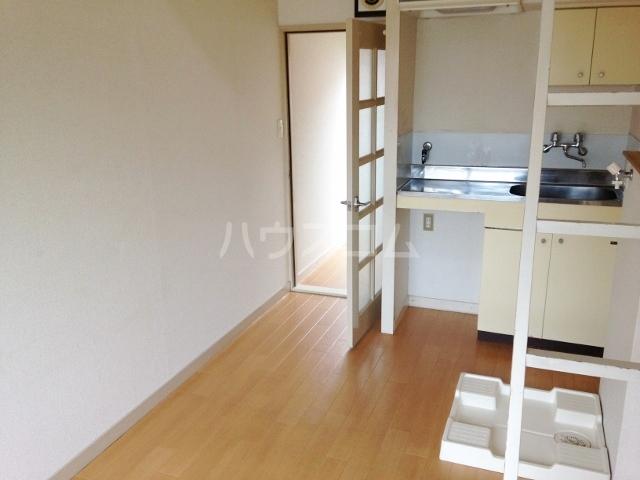サウスドゥファルコン 101号室のベッドルーム