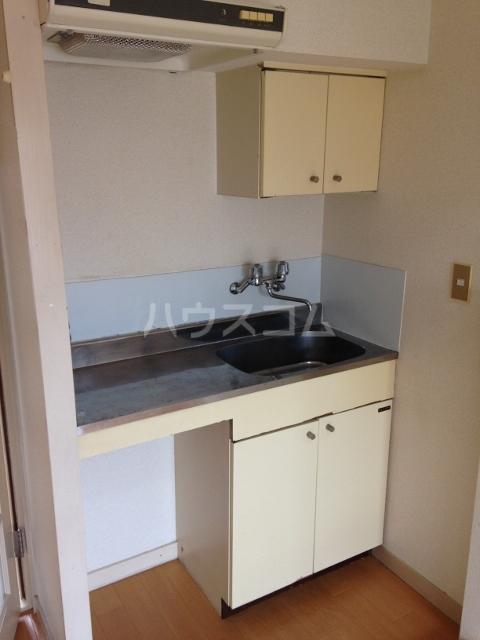 サウスドゥファルコン 101号室のトイレ