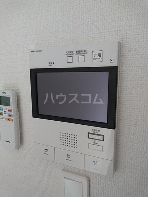 レオンコンフォート池田山 603号室のセキュリティ