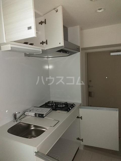 レオンコンフォート池田山 603号室のキッチン