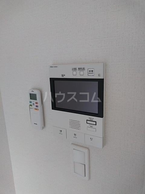 レオンコンフォート池田山 703号室のセキュリティ