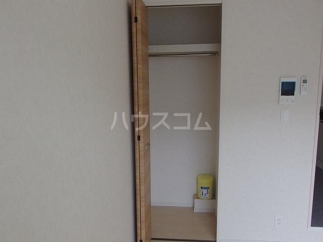 フルセイル大塚Ⅰ 202号室の収納