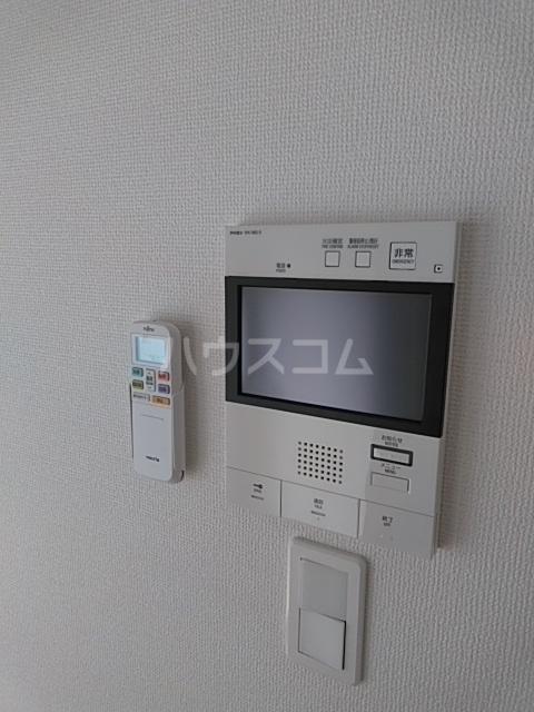 レオンコンフォート池田山 704号室のセキュリティ