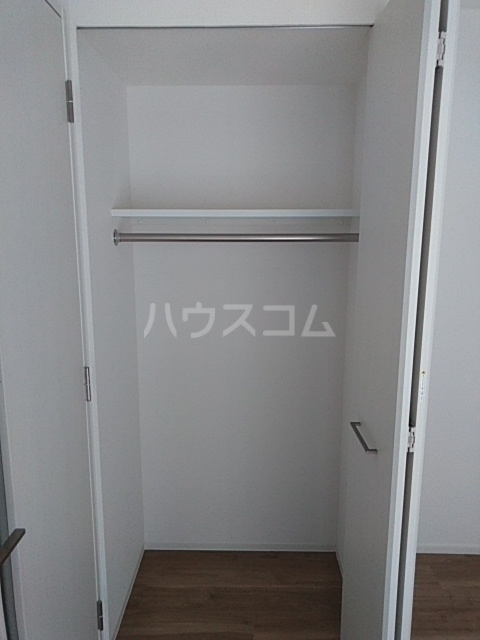 レオンコンフォート池田山 704号室の収納