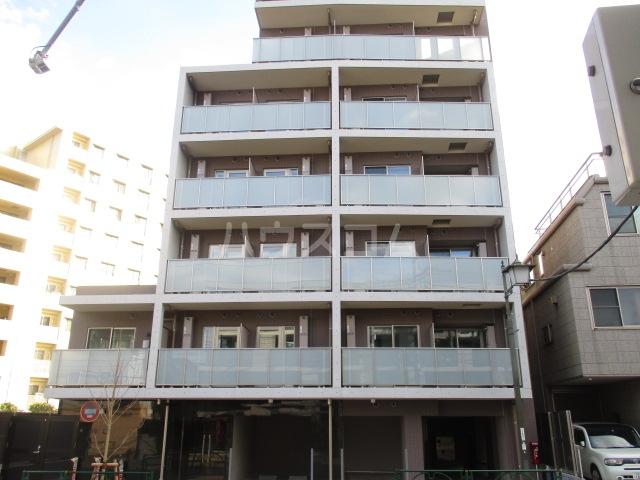 パティーナ狛江 403号室の外観