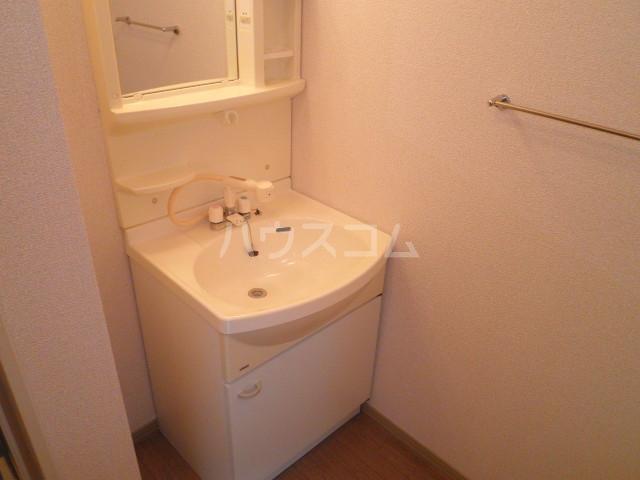 紙屋ハウス5番館 E203号室の洗面所