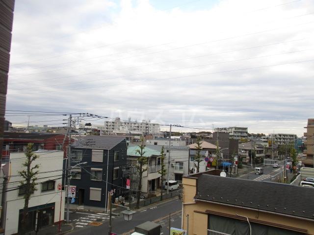 パティーナ狛江 403号室の景色