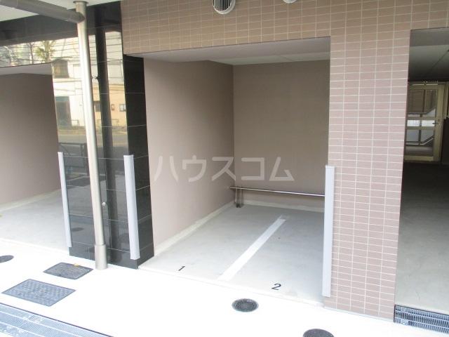 パティーナ狛江 403号室のエントランス