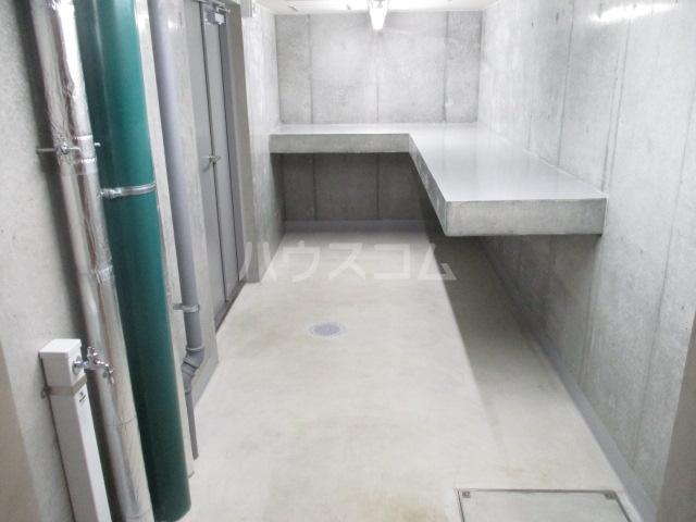 パティーナ狛江 403号室のバルコニー