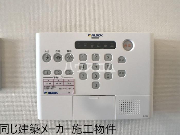 仮)D-room岡宮 106号室のセキュリティ