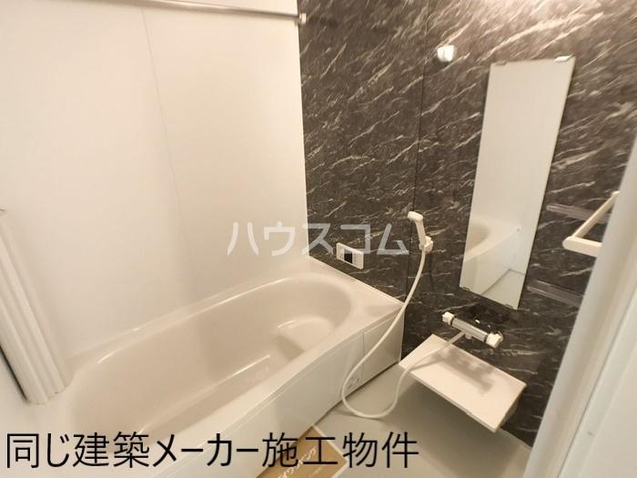 仮)D-room岡宮 106号室の風呂