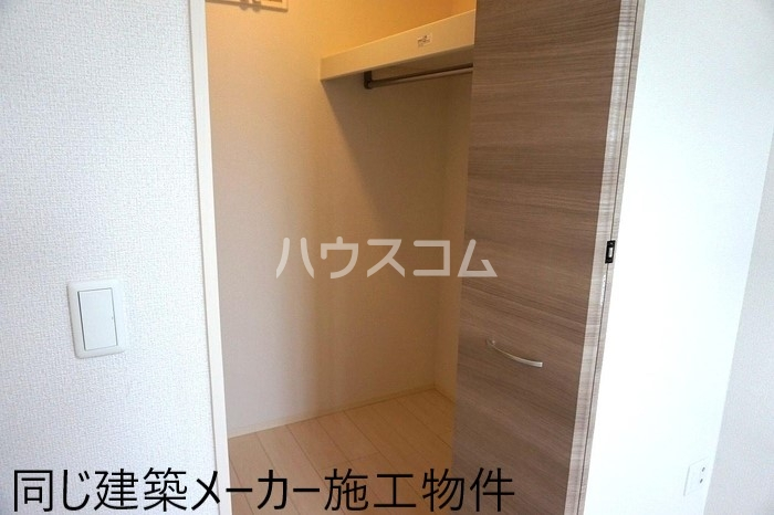 仮)D-room岡宮 106号室の収納