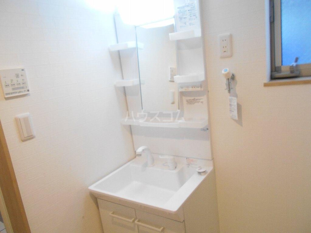 アトラス菊名 205号室の洗面所