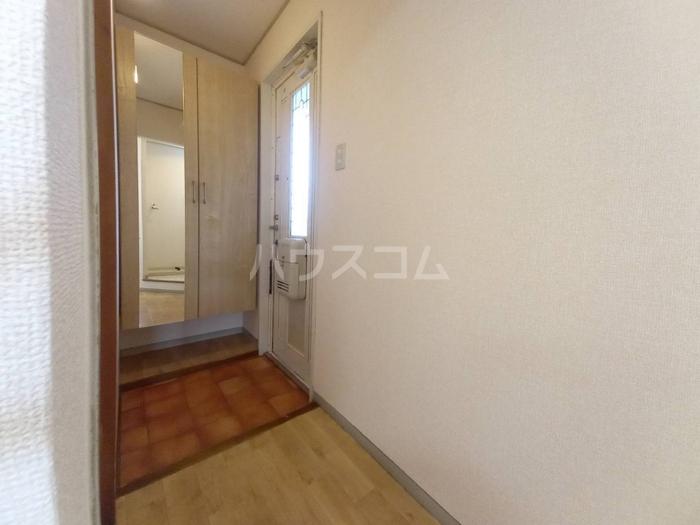 リヴィエール高田 201号室の玄関