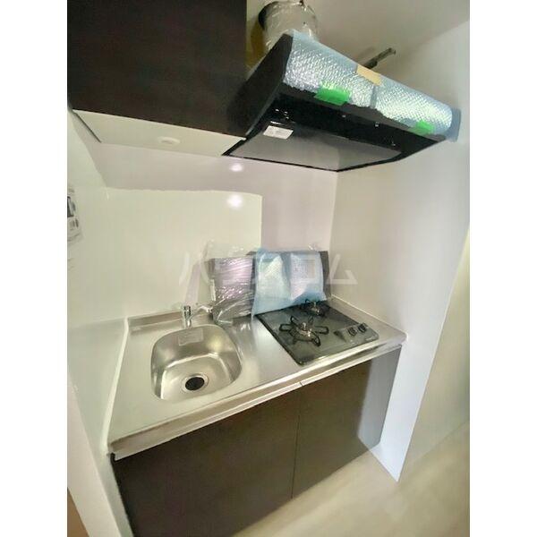 S-RESIDENCE葵II 403号室のキッチン