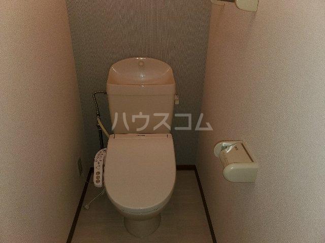 セジュール秀 201号室のトイレ