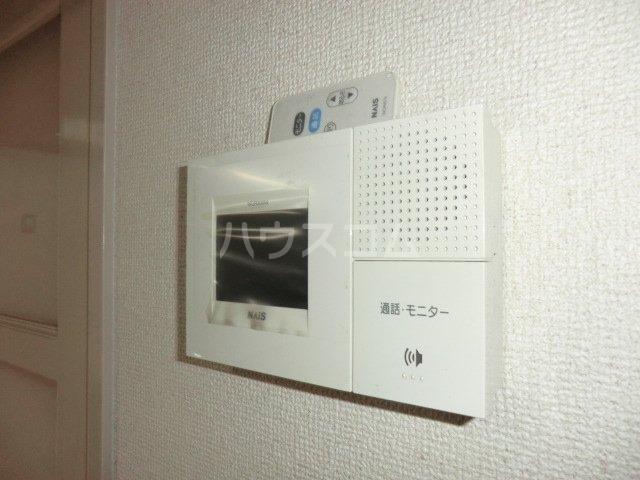 シャンポール近藤 501号室のセキュリティ