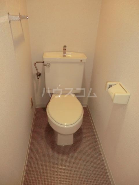 シャンポール近藤 501号室のトイレ