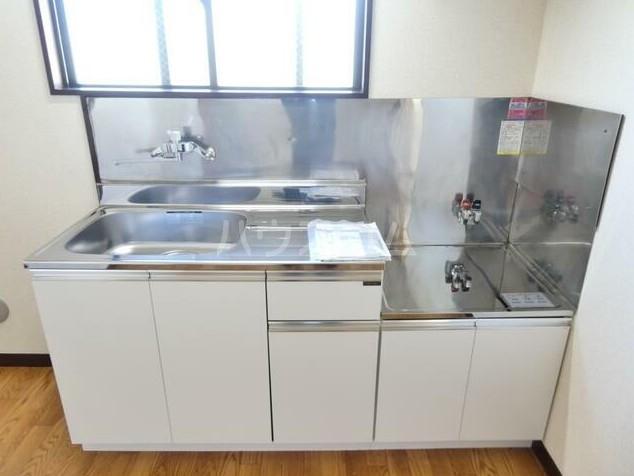 戸部ビル 303号室のキッチン