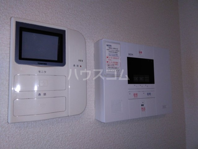 レオパレスKC 204号室のセキュリティ