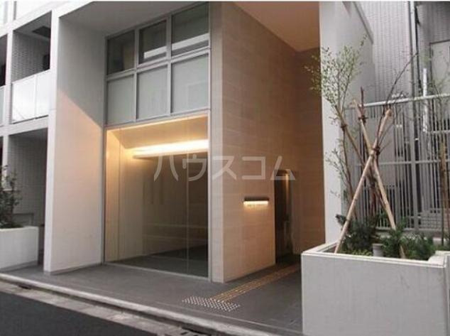 レジディア笹塚Ⅱ 1404号室のエントランス