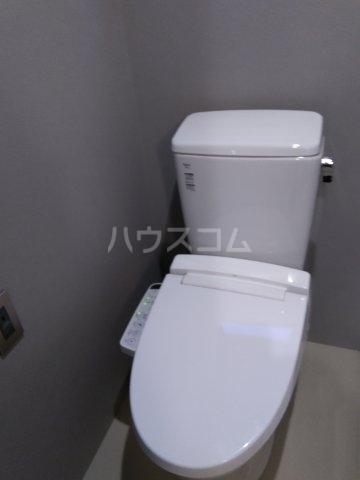 コスティック三ノ輪 402号室のトイレ
