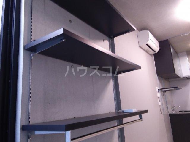 コスティック三ノ輪 402号室の収納