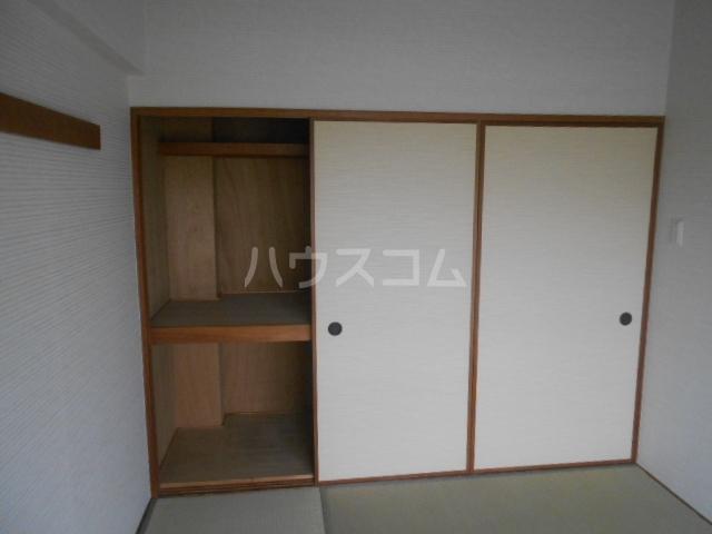 リバーサイド橋忠 2D号室の居室