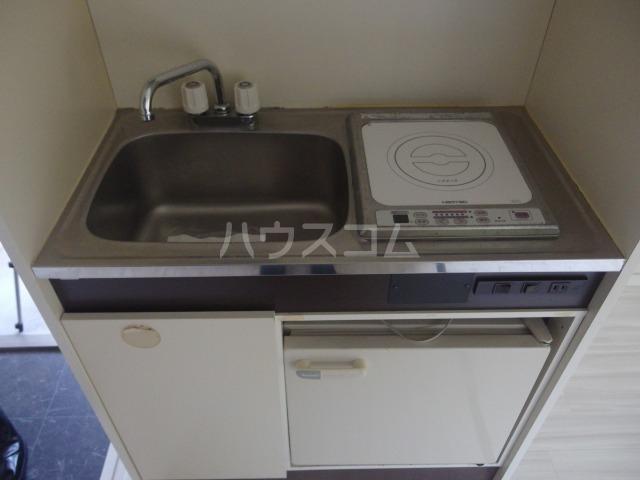 シャルマンハウス石田2号館 106号室のキッチン