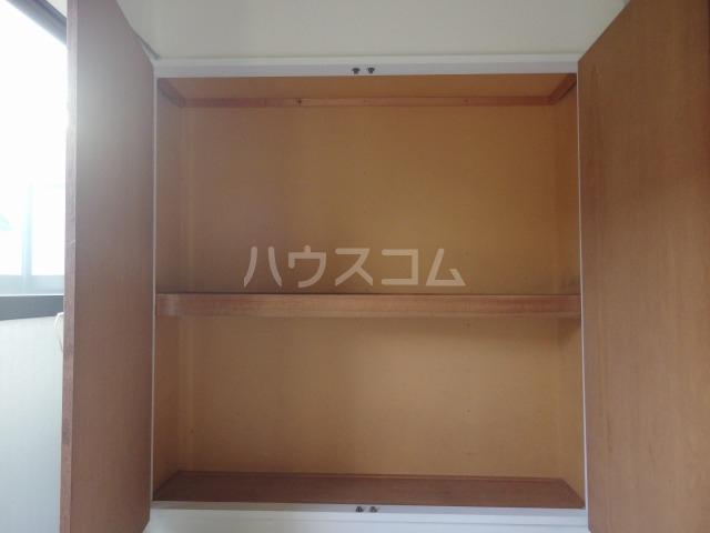 シャルマンハウス石田2号館 106号室の収納