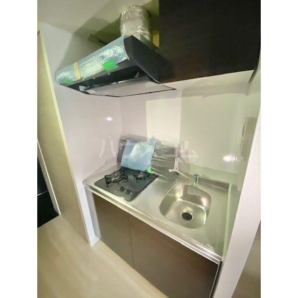 S-RESIDENCE葵II 504号室のキッチン
