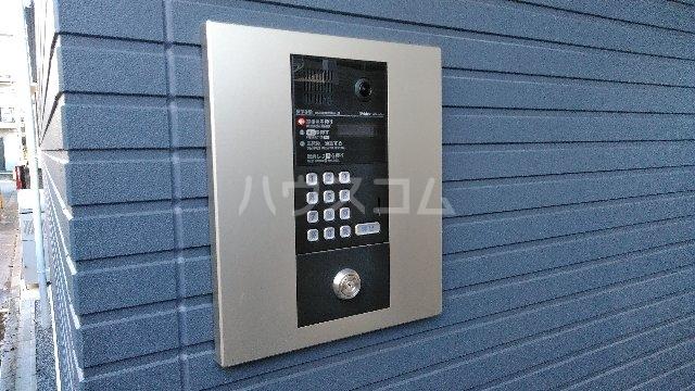 フィラーレ・ヴィラ 102号室のセキュリティ