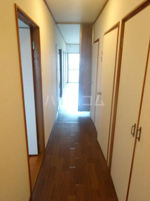 ハイツグレースメイト 405号室の玄関