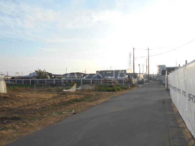 (仮)オッツ東小泉 105号室の景色