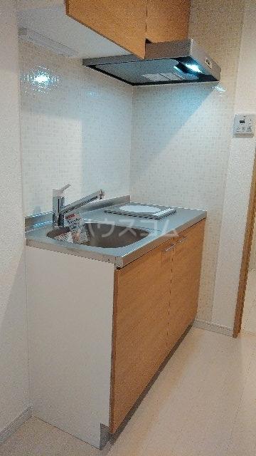 フィラーレ・ヴィラ 302号室のキッチン