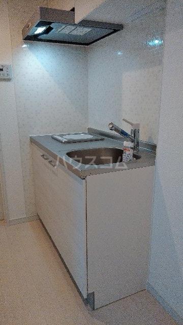 フィラーレ・ヴィラ 103号室のキッチン