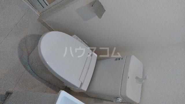 フィラーレ・ヴィラ 103号室のトイレ