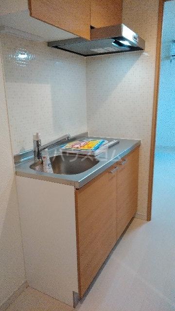 フィラーレ・ヴィラ 204号室のキッチン