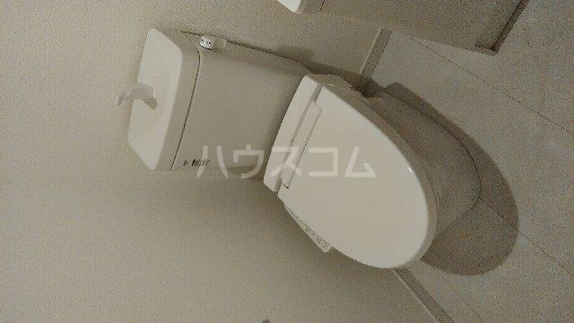 フィラーレ・ヴィラ 204号室のトイレ