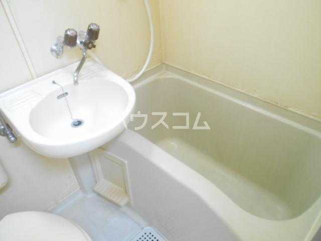 オレンジハイツ 103号室の洗面所