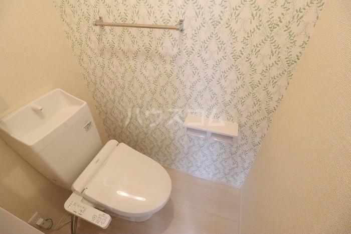 グラン・シャリオ F 102号室のトイレ