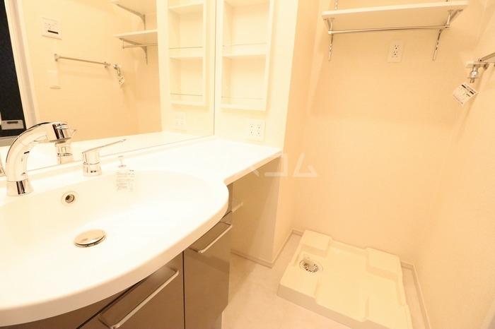 グラン・シャリオ F 102号室の洗面所