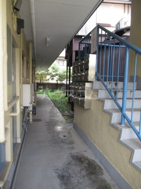 リチェモンテ向ヶ丘A棟 303号室のロビー