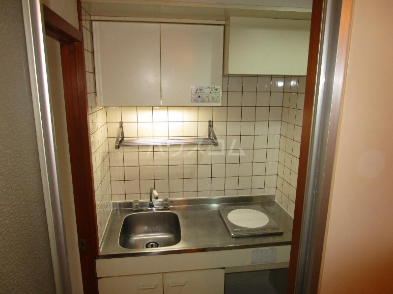 中沢シティハイツガーデン 515号室のキッチン