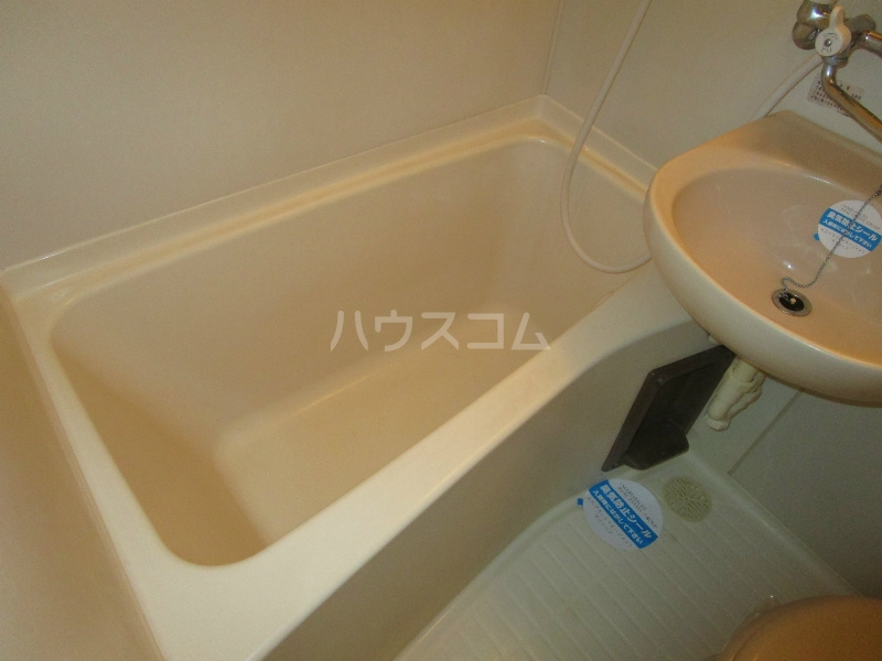 中沢シティハイツガーデン 515号室の風呂