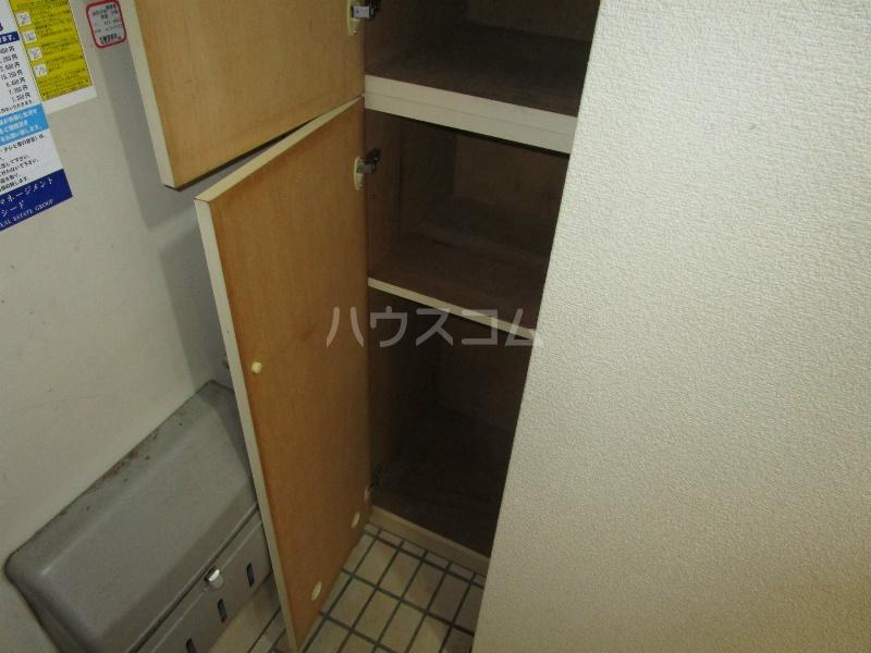 中沢シティハイツガーデン 515号室の収納