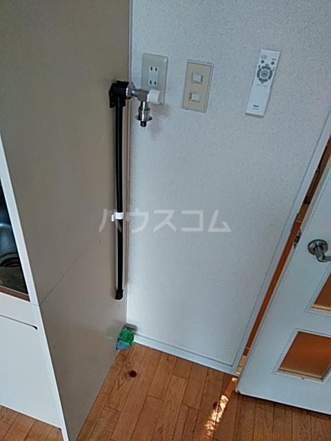 スカイピア亀有A 204号室の設備