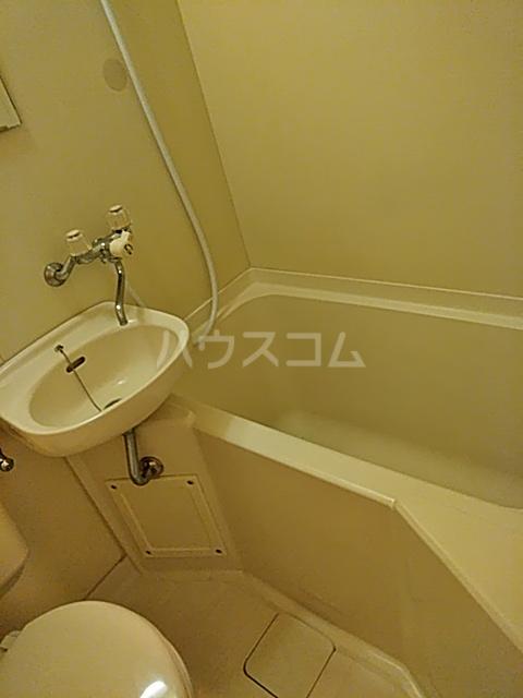 スカイピア亀有A 204号室の洗面所