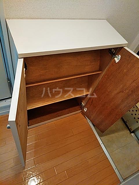 スカイピア亀有A 204号室の収納