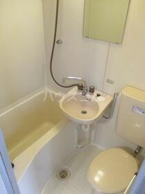 シティパレス羽生Ⅱ 101号室の風呂